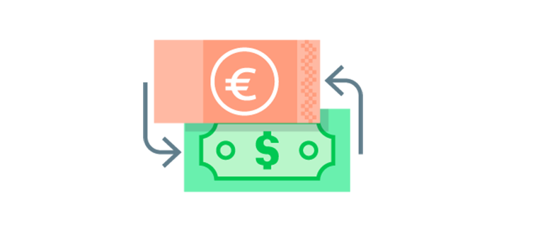 Issue invoices in different currencies